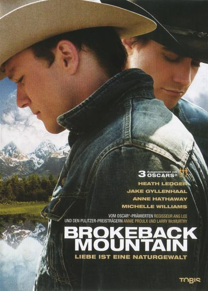 brokeback mountain compare and contrast First, i applaud the movie for daring to tell a story that nobody else presumed creating even in 2005, this was a pretty prohibited thing to discuss.